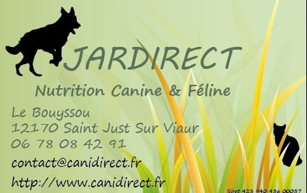 Canidirect E Commerce Daliments Pour Animaux