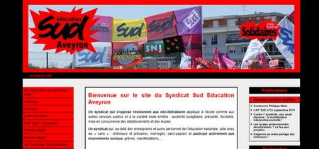 Sud Education Aveyron